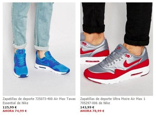 online retailer ee641 d2683 zapatillas nike air max baratas imitacion