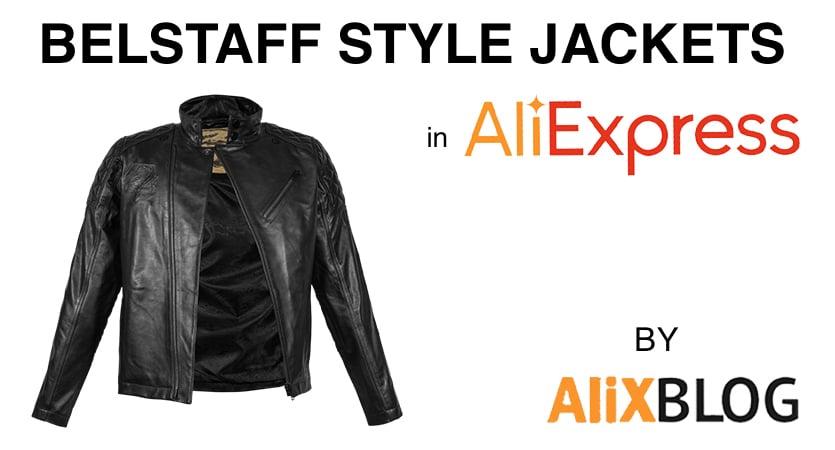 belstaff style jackets aliexpress