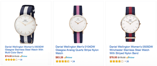 8c80b0c42491 Cheap Daniel Wellington watches on AliExpress - 2019