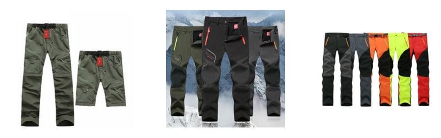 Pantalones Trekking AliExpress