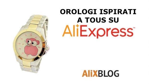 tous watch aliexpress