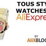 Китайские брендовые часы на AliExpress: Недорогая альтернатива известным брендам