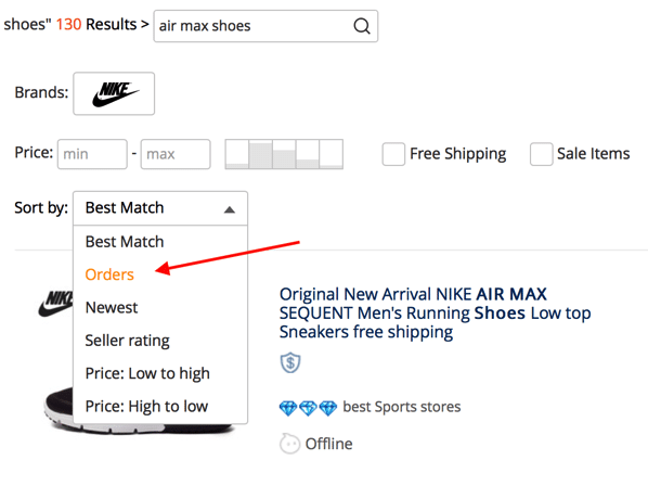 Cheap air max shoes in aliexpress