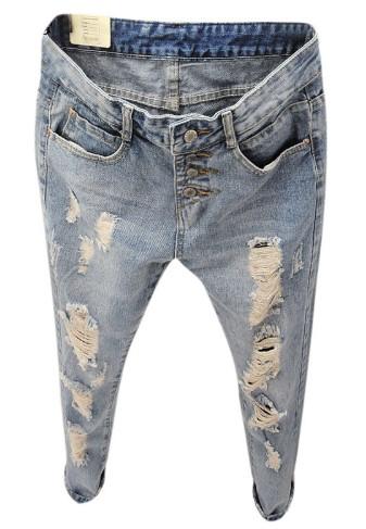 Cheap boyfired trousers in AliExpress