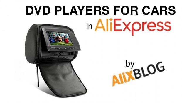 DVD players cars in AliExpress