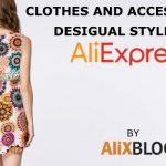 How to find Desigual style products in AliExpress