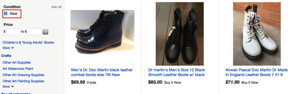Dr Marten 1460 1461 cheap boots in ebay