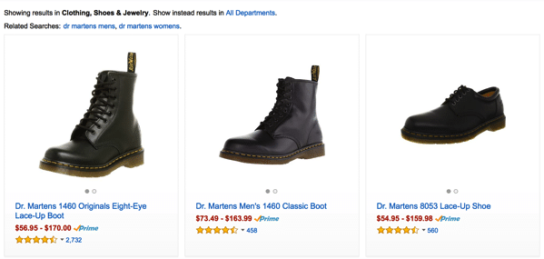 Dr Marten best prices in Amazon Cheap and good quality