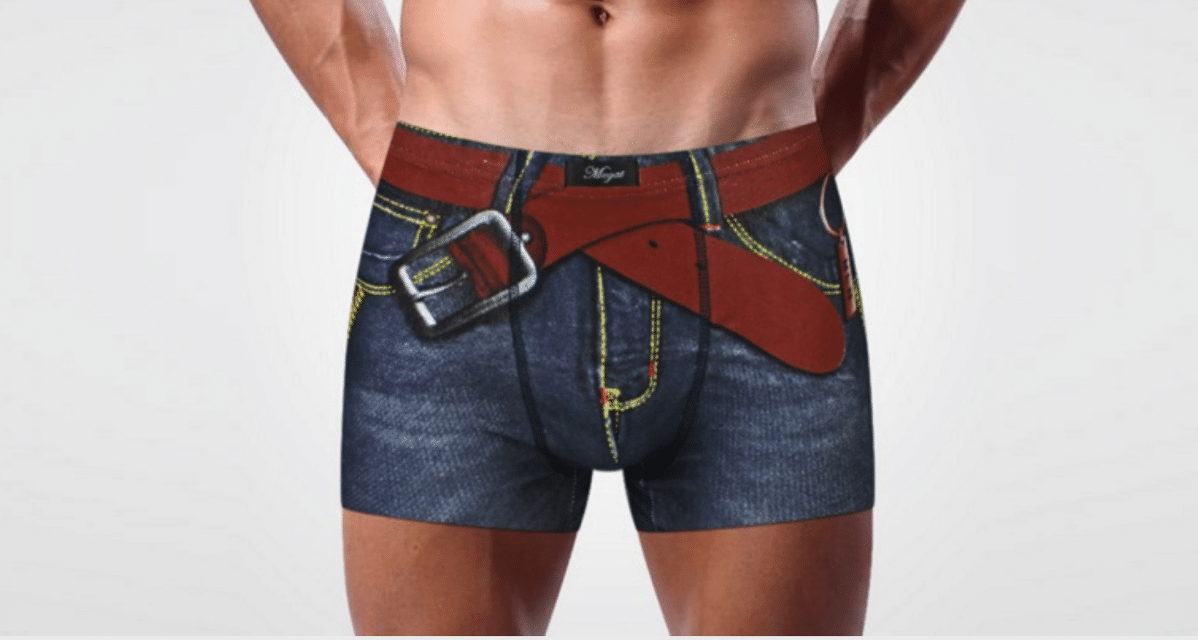 Funny cheap boxers in AliExpress