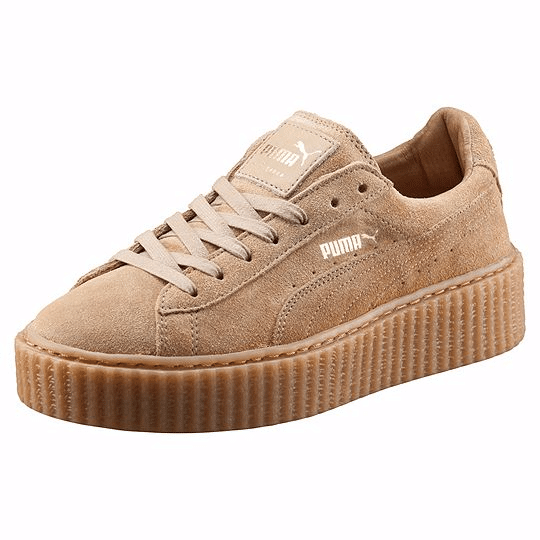puma creepers fenty rose