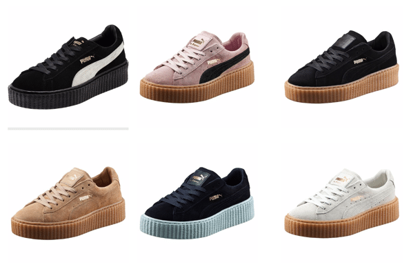 puma creeper it