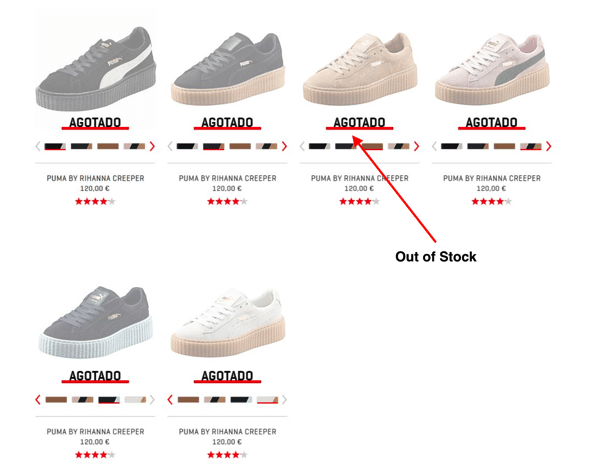 Where to find cheap Puma Creepers