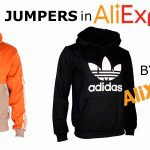 Cheap Adidas Sweatshirts: ¿in AliExpress or in Amazon?