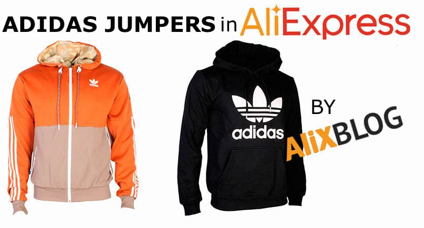 outlet for sale reasonably priced order online Cheap Adidas Sweatshirts: ¿in AliExpress or in Amazon?