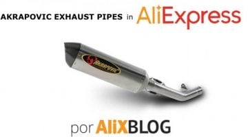 Guide to Akrapovic and other exhaust brands in AliExpress