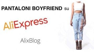 Pantaloni in stile boyfriend scontati da donna – Guida agli acquisti 2016 su AliExpress
