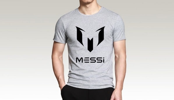 Camiseta messi aliexpress