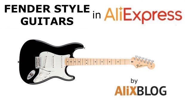 fender guitar aliexpress