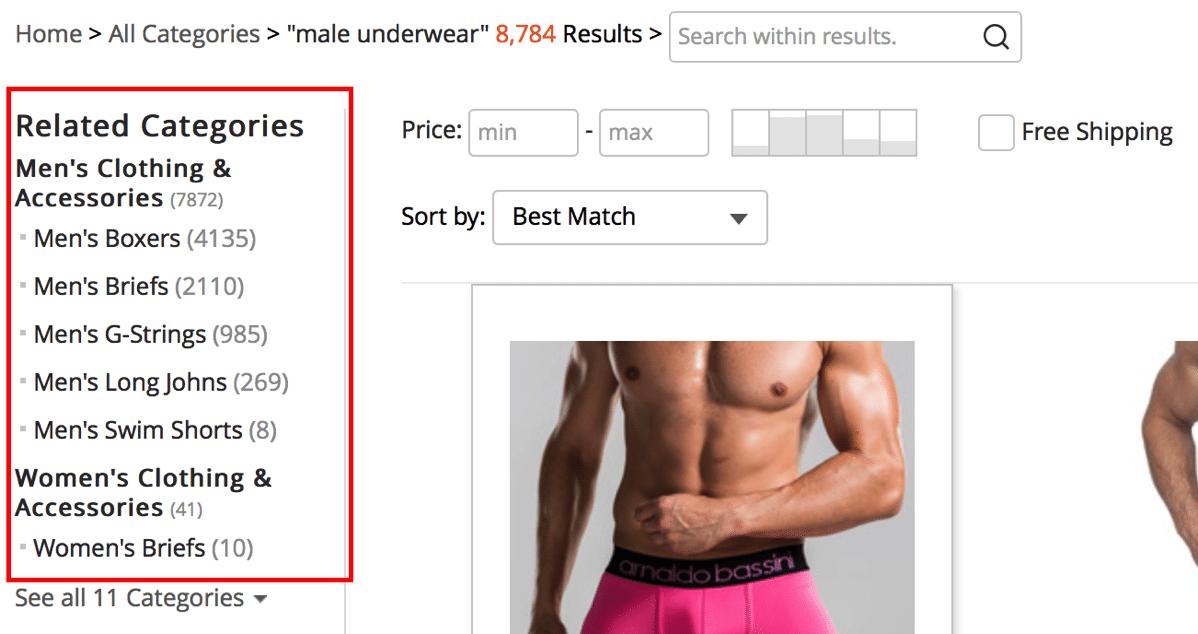 47dfaa9a21852 Find cheap underwear for men in AliExpress