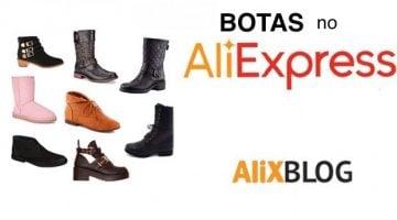 Procurando botas de mulher, homem e criança pelo melhor preço no AliExpress – Guia de compra 2017