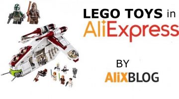 Cheap and good quality Lepin and other LEGO style toys in AliExpress – Shopping guide