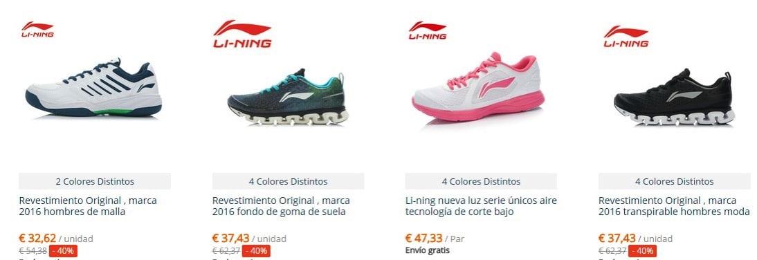 Li ning cheap quality chinese running shoes
