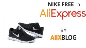Cheap Nike Free sneakers in AliExpress – Shopping guide