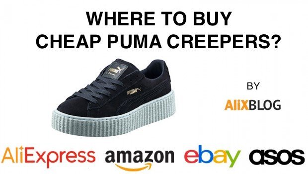 uk availability 2c0cb 444cd Where to Find Cheap Puma Creepers - Guide 2019