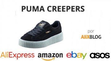 Onde comprar os tênis Puma Creepers desenhadas pela Rihanna por um bom preço?