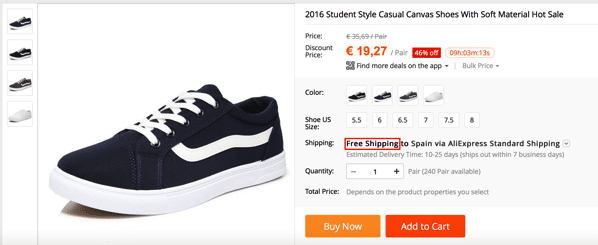 Van stle shoes very cheap in aliexpress free shipping