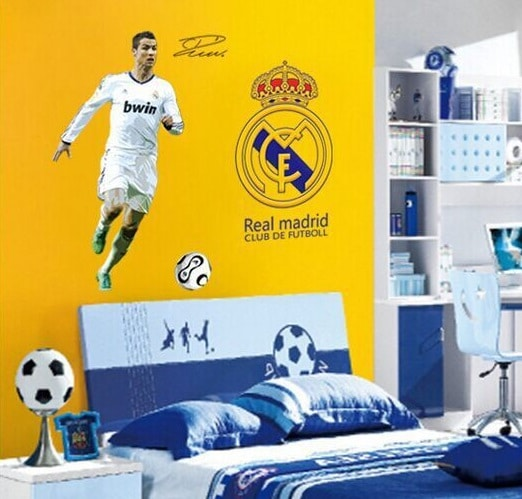 Vinilo Cristiano Real Madrid
