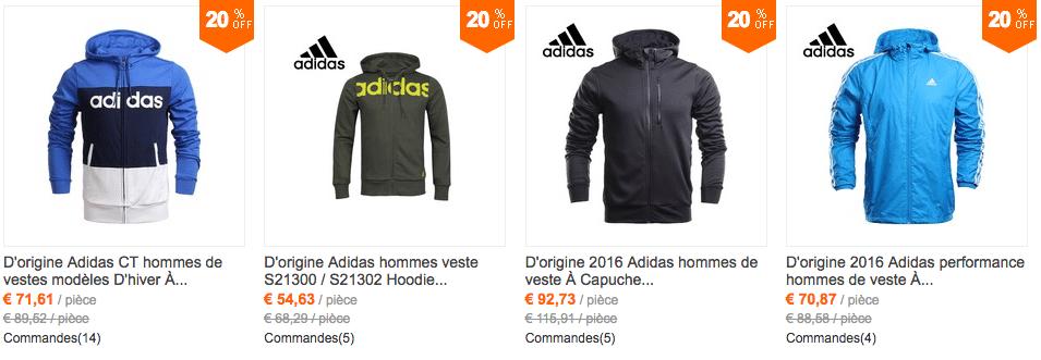 Adidas sweatshirt FR