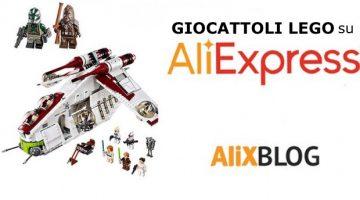 Giocattoli in stile LEGO scontati e di buona qualità su AliExpress – Guida all'acquisto