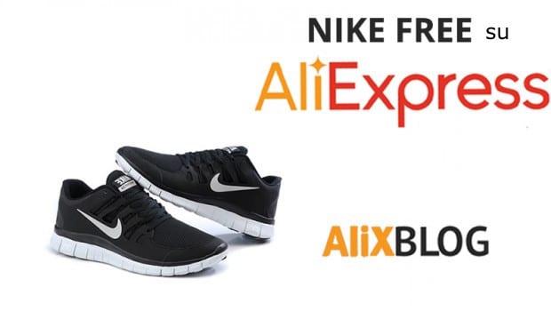 Nike free AliExpress