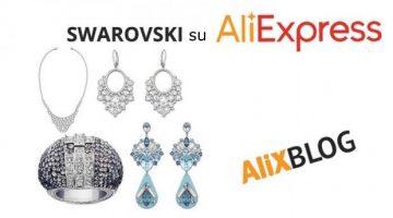 Guida agli acquisti di anelli, orecchini, collane e bracciali in stile Swarovski su AliExpress