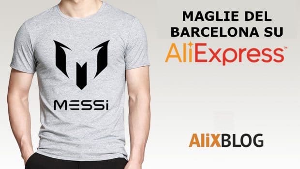 Su Aliexpress Scontate Maglie Del Barcelona 2019 WwqZYTRY