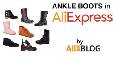 Cheap ankle boots for women, men and children in AliExpress – Shopping guide