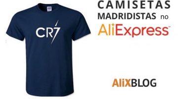 Guia para comprar camisetas do Real Madrid baratas no AliExpress (e outros produtos)