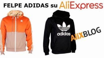 Guida definitiva 2016 per comprare felpe Adidas scontate: confronto AliExpress vs Amazon vs eBay vs Asos