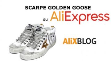 Scarpe Golden Goose su AliExpress