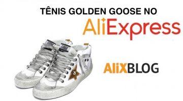 Os tênis Golden Goose mais baratos para homem e mulher do AliExpress
