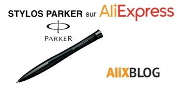 Penne a sfera e stilografiche Parker scontate su AliExpress – Guida all'acquisto