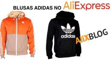 Guia definitivo para comprar blusas Adidas baratas: comparação AliExpress vs Amazon vs eBay vs Asos