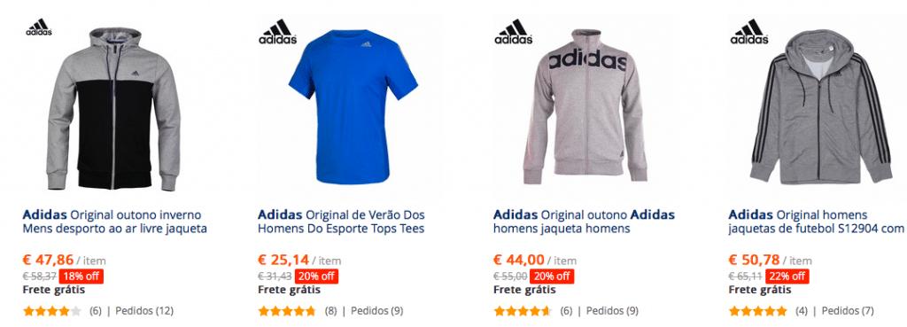 b687ae3cbbb Comprar blusas Adidas baratas no AliExpress - Guia 2019