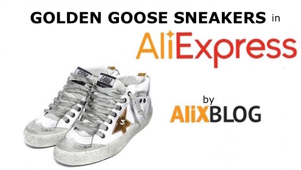 Golden Goose in AliExpress