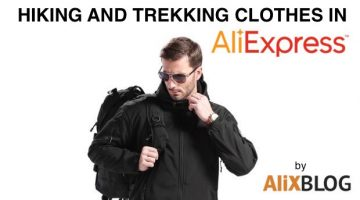 Cheap hiking and trekking clothes in AliExpress: there is life beyond Helly Hansen, Napapijri and Trangoworld