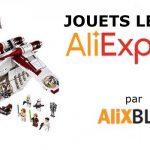 Jouets de type LEGO de qualité à bas prix sur AliExpress – Guide d'achat