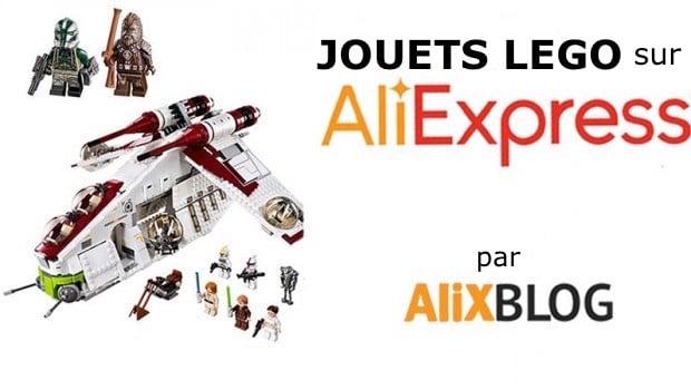 Lego sur AliExpress