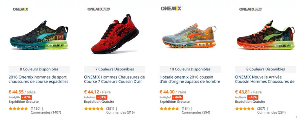 Onemix shoes FRA