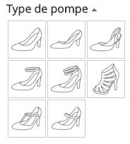 Type pompe FRA